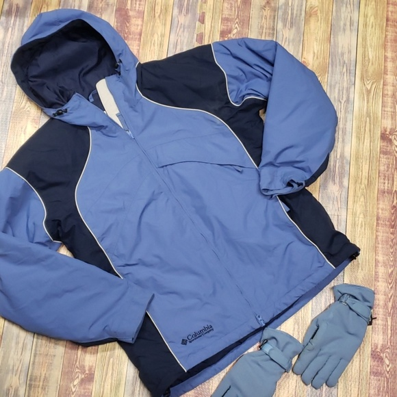 0a87db6da Columbia Jackets & Coats | Mens Ski Jacket Size Large W Gloves ...